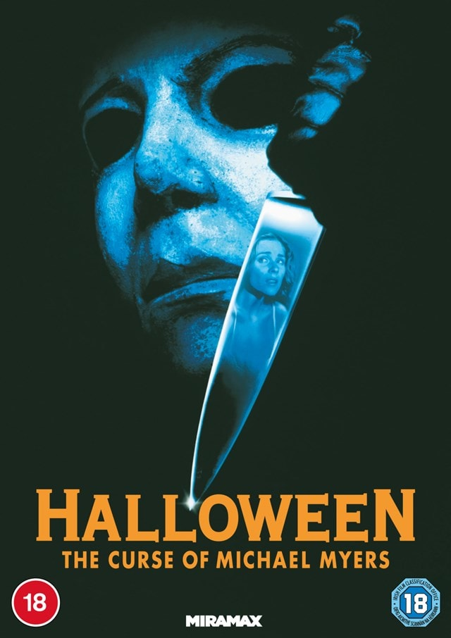 Halloween 6 - The Curse of Michael Myers - 1