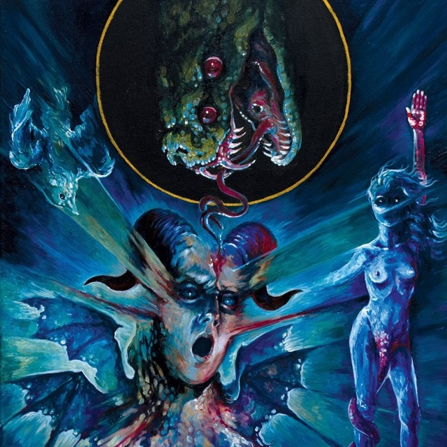 Dy'th Requiem for the Serpent Telepath - 1