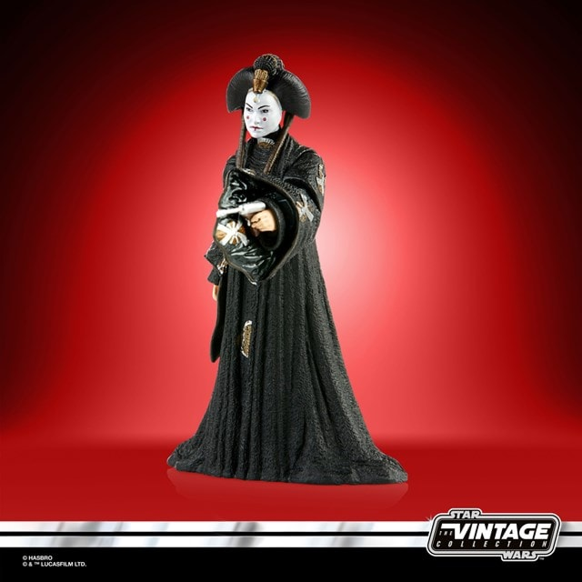 Queen Amidala 3.75 Inch: Phantom Menace: Star Wars: Vintage Collection Action Figure - 3