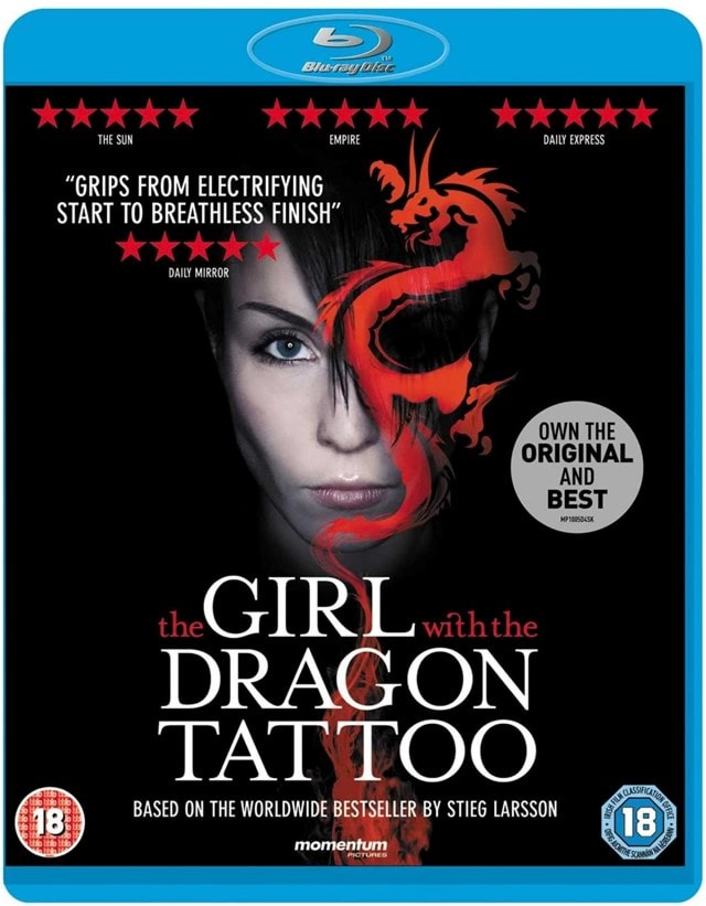 The Girl With the Dragon Tattoo - 1