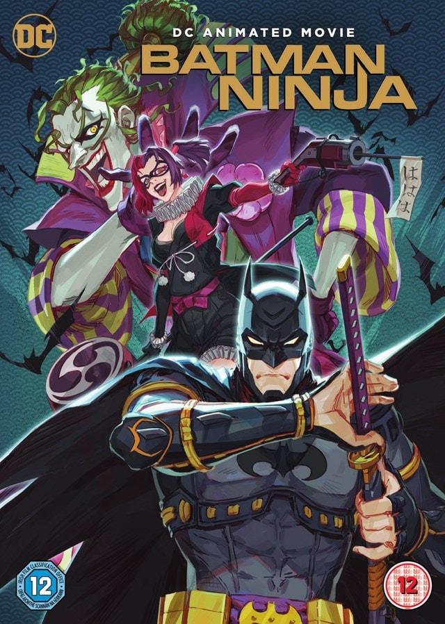 Batman Ninja - 1
