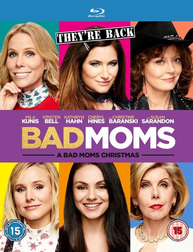 A Bad Moms Christmas - 1