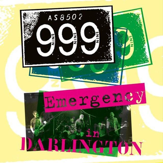 Emergency in Darlington - 1