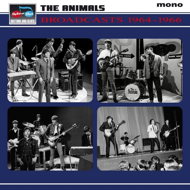 The Complete Live Broadcasts 1964-1966 - Volume 1 - 1