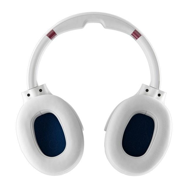 Skullcandy Venue Vice/Grey/Crimson Active Noise Cancelling Bluetooth Headphones - 4