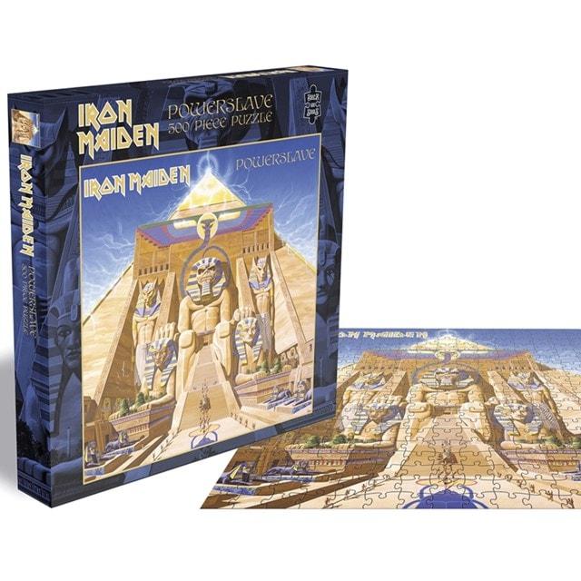 Iron Maiden - Powerslave: 500 Piece Jigsaw Puzzle - 1