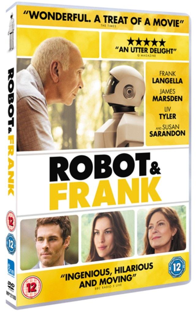 Robot & Frank - 2