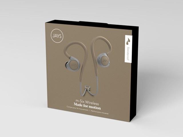 Jays M-Six Sand Sports Bluetooth Earphones - 1