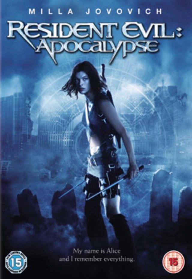 Resident Evil: Apocalypse - 1