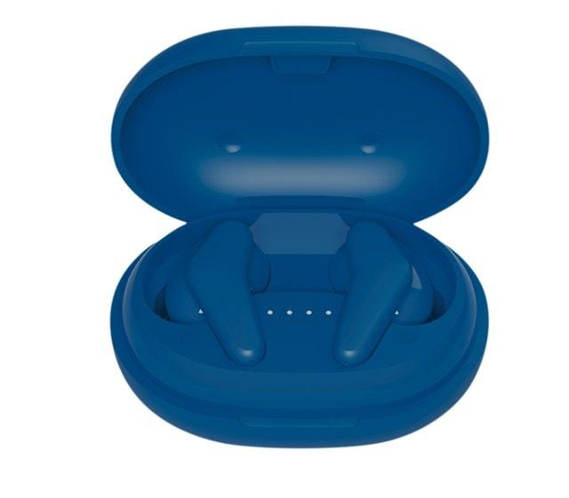 Vivanco Fresh Pair Blue True Wireless Bluetooth Earphones - 3