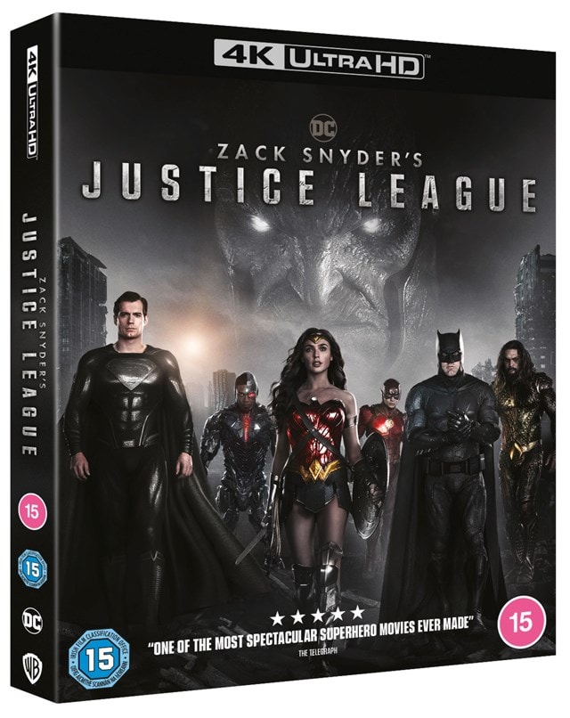 Zack Snyder's Justice League - 2