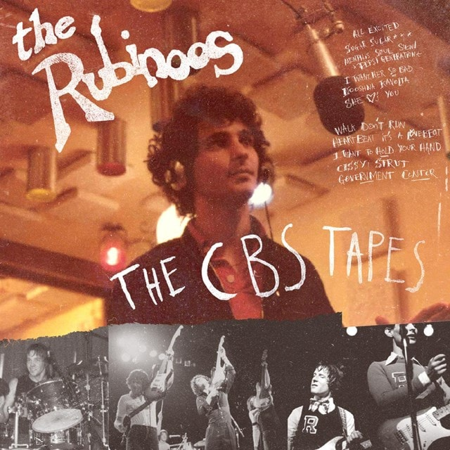 The CBS Tapes - 1