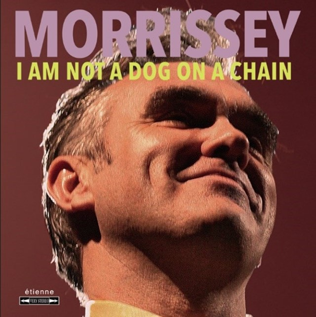I Am Not a Dog On a Chain - Limited Edition Coloured Vinyl - 1