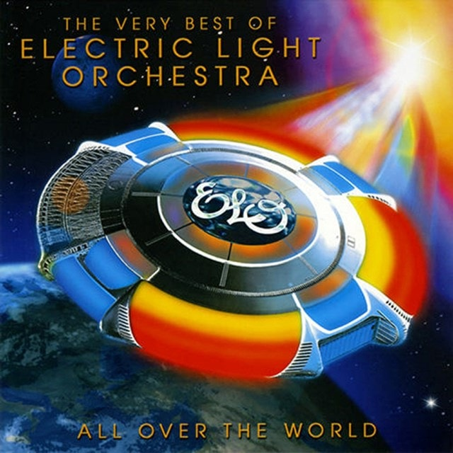 All Over the World: The Very Best of Electric Light Orchestra - 1