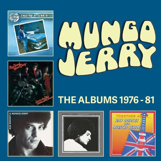 The Albums: 1976-81 - 1