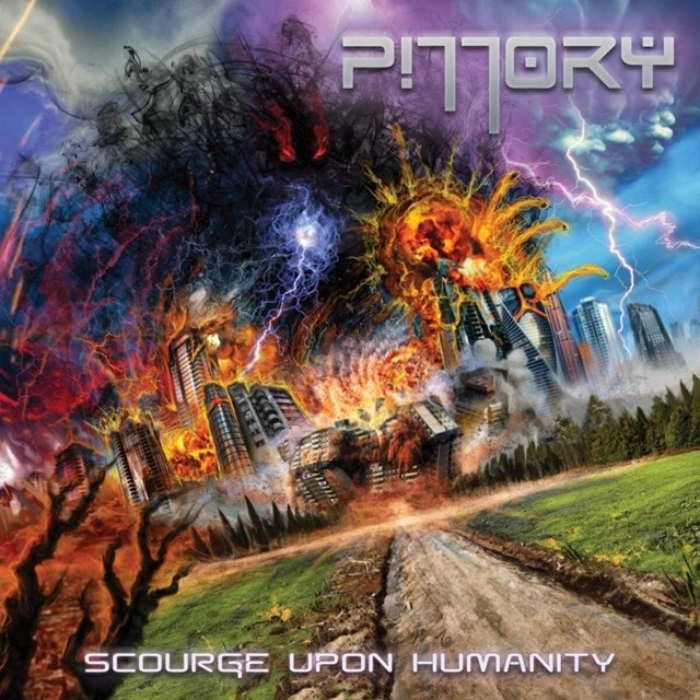 Scourge Upon Humanity - 1