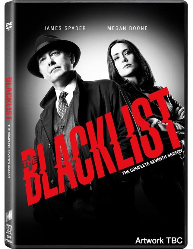 The Blacklist: The Complete Seventh Season - 2