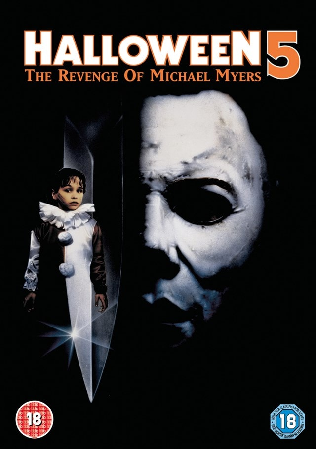 Halloween 5 - The Revenge of Michael Myers - 1