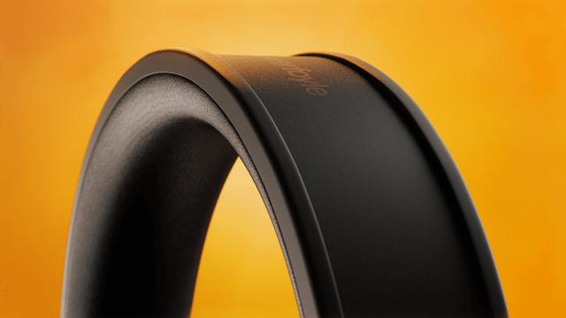 Urbanista Los Angeles Midnight Black Solar Powered Active Noise Cancelling Bluetooth Headphones - 5