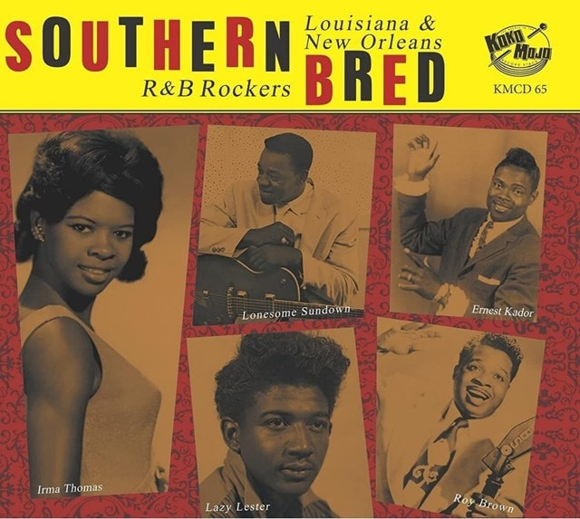 Southern Bred: Louisiana & New Orleans R&B Rockers - Volume 15 - 1