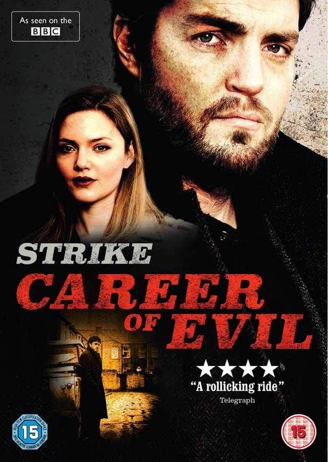Strike: Career of Evil - 1
