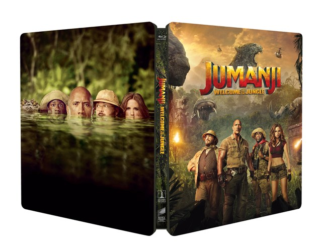 Jumanji: Welcome to the Jungle - 3
