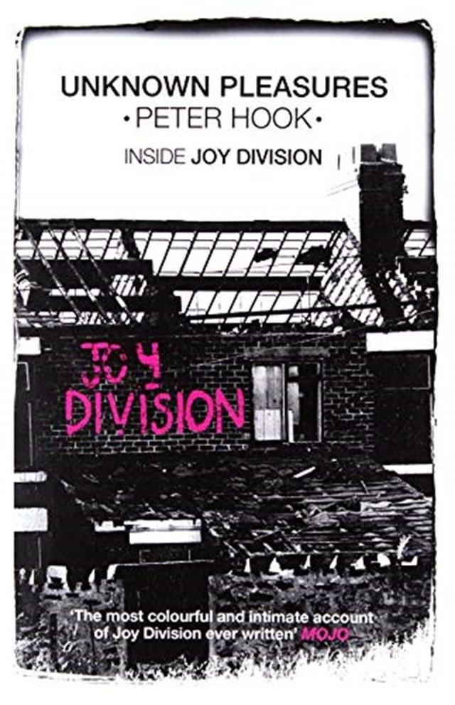 Unknown Pleasures: Inside Joy Division - 1