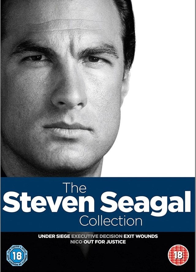 The Steven Seagal Collection - 1