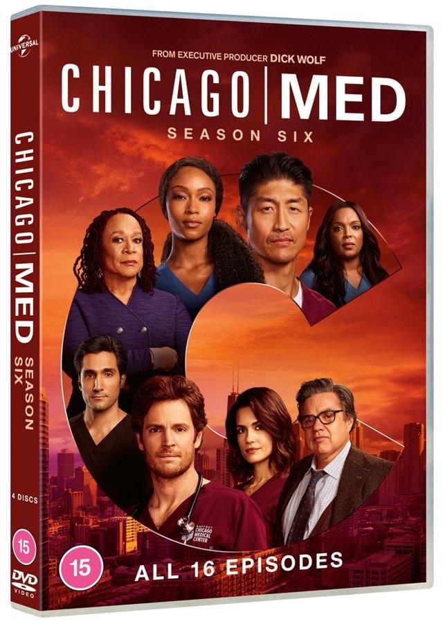 Chicago Med: Season Six - 2