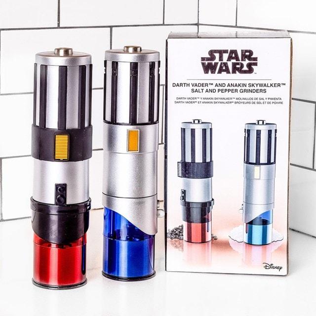 Star Wars Lightsaber Electric Salt & Pepper Mill Grinder - 2