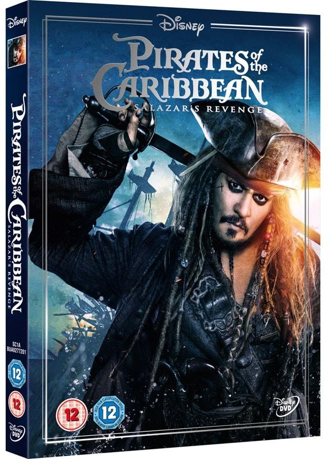 Pirates of the Caribbean: Salazar's Revenge - 2