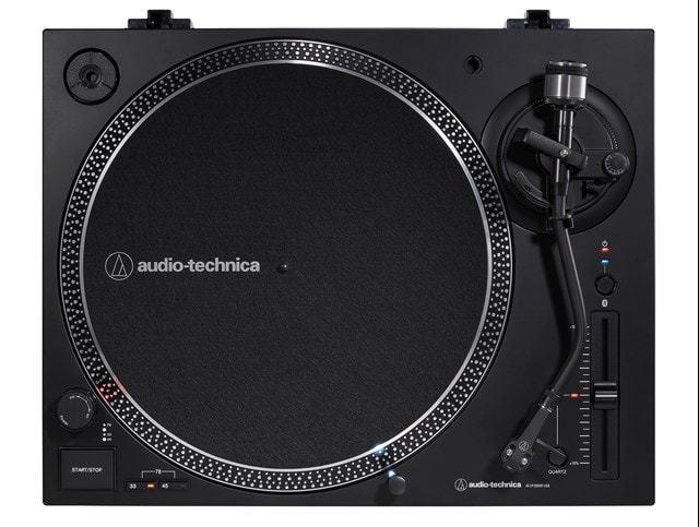 Audio Technica AT-LP120XBT Black Bluetooth Turntable - 3