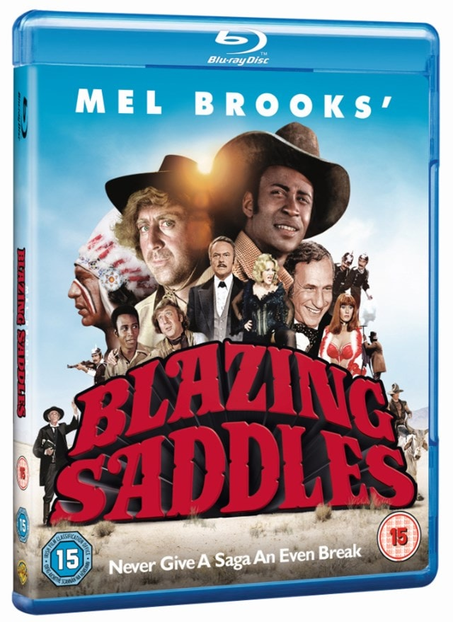 Blazing Saddles - 2