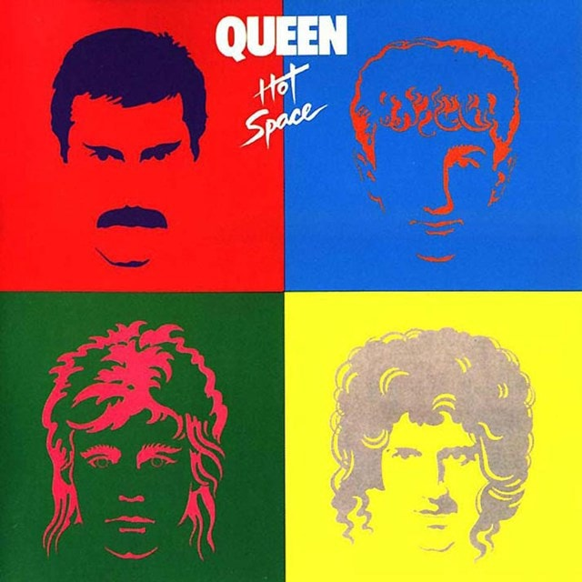 Hot Space - 1