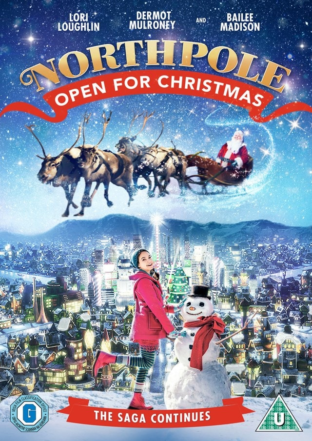 Northpole - Open for Christmas - 1