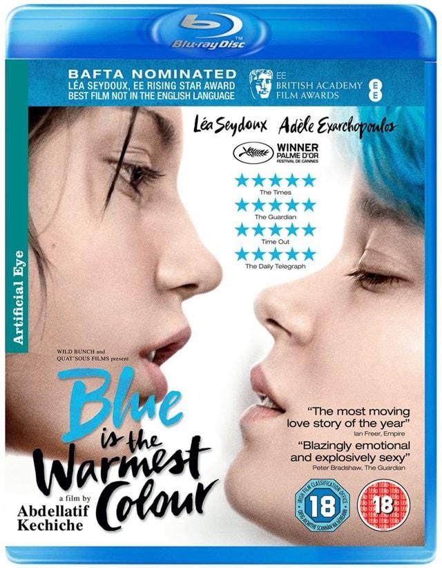 Blue Is the Warmest Colour - 1