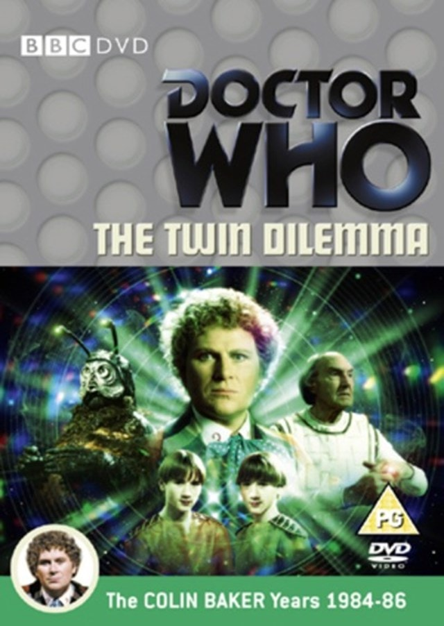 Doctor Who: The Twin Dilemma - 1