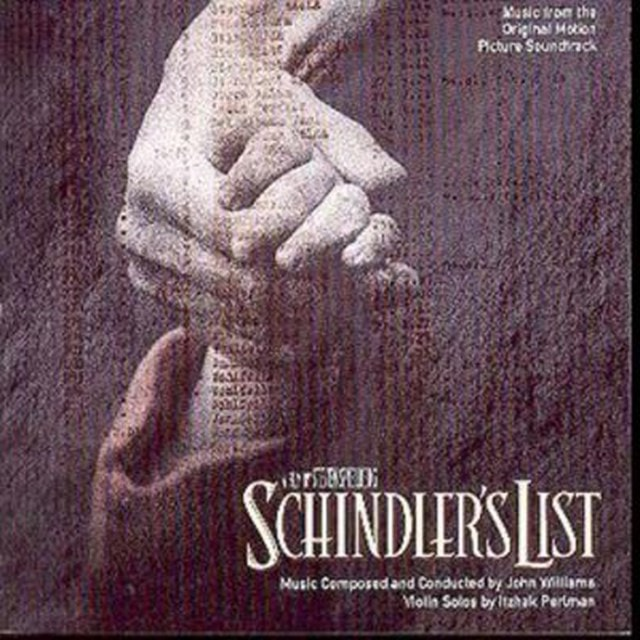 Schindler's List: Music from the Original Motion Picture Soundtrack - 1
