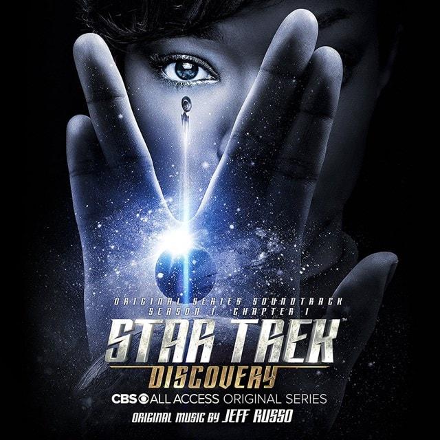 Star Trek Discovery: Season 1 Chapter 1 - 1