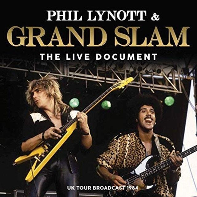 The Live Document: UK Tour Broadcast 1984 - 1