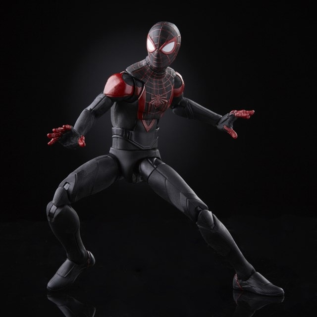 Gamerverse Miles Morales: 'Marvel Legends Series  Action Figure - 2