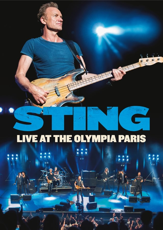Sting: Live at the Olympia Paris - 1