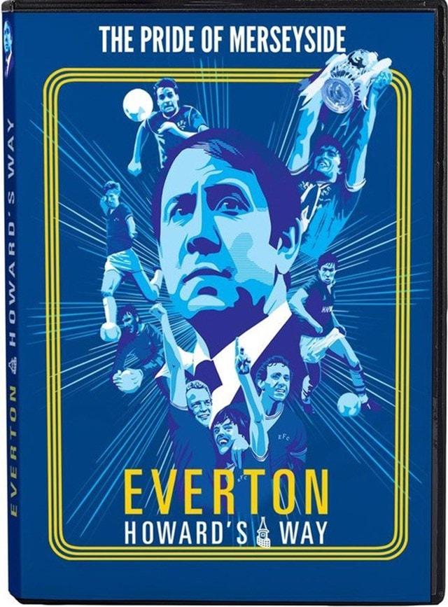 Everton: Howard's Way - 1