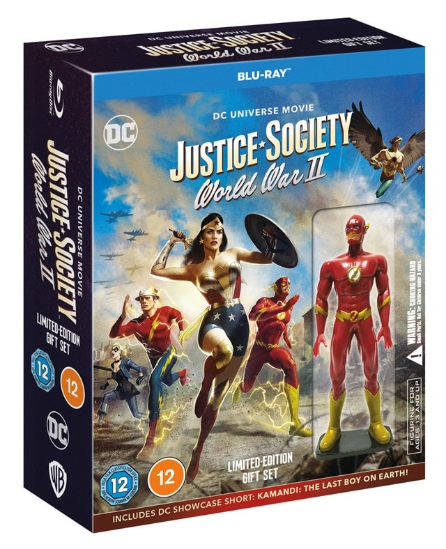 Justice Society: World War II Limited Edition Minifig - 2