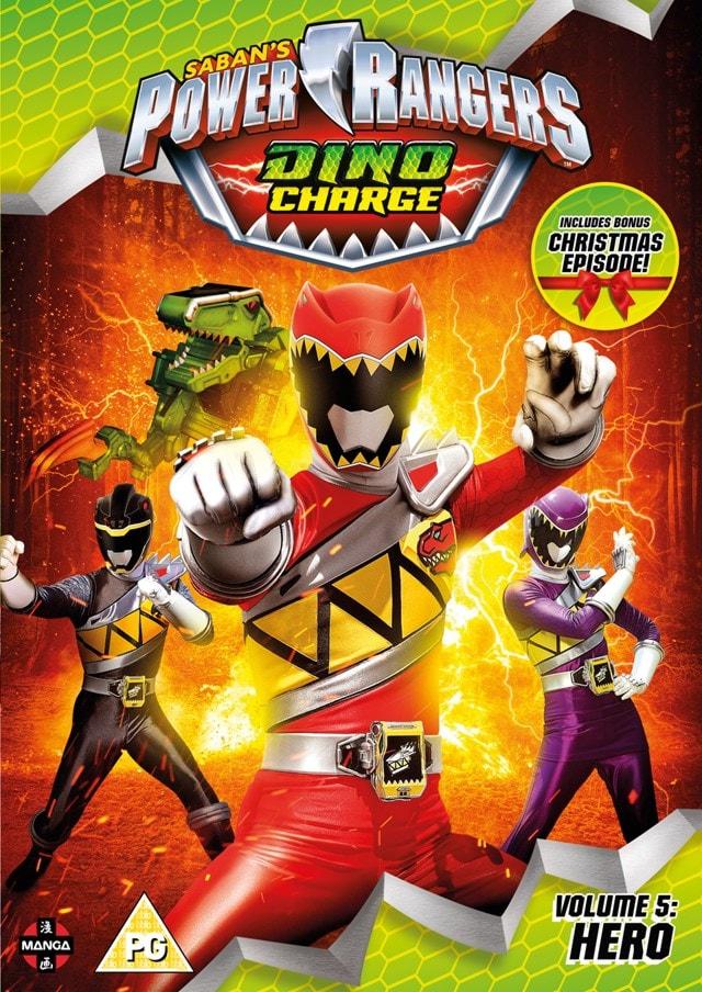 Power Rangers Dino Charge: Volume 5 - Hero - 1