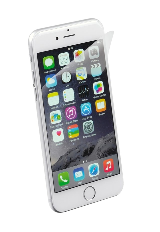 Vivanco Screen Protector For iPhone 6/6S (2 Pack) - 1