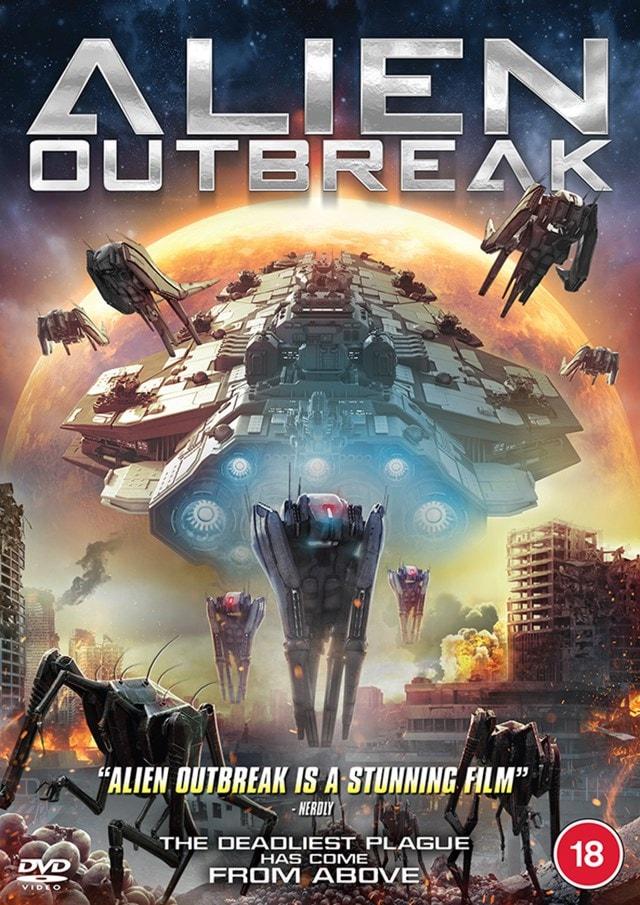 Alien Outbreak - 1
