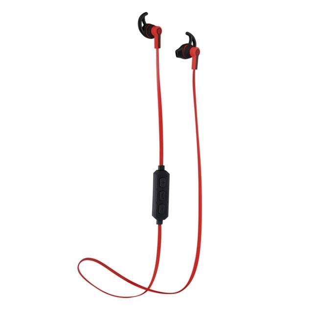 Roam Sport Red Bluetooth Earphones (hmv Exclusive) - 1