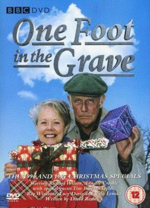 One Foot in the Grave: Christmas Specials - 1