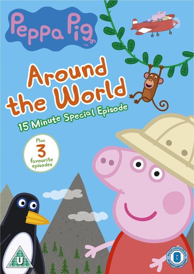 Peppa Pig: Around the World - 1
